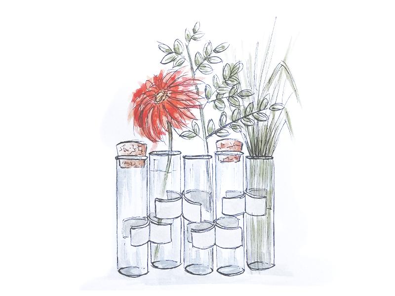 DIY vase d\'avril